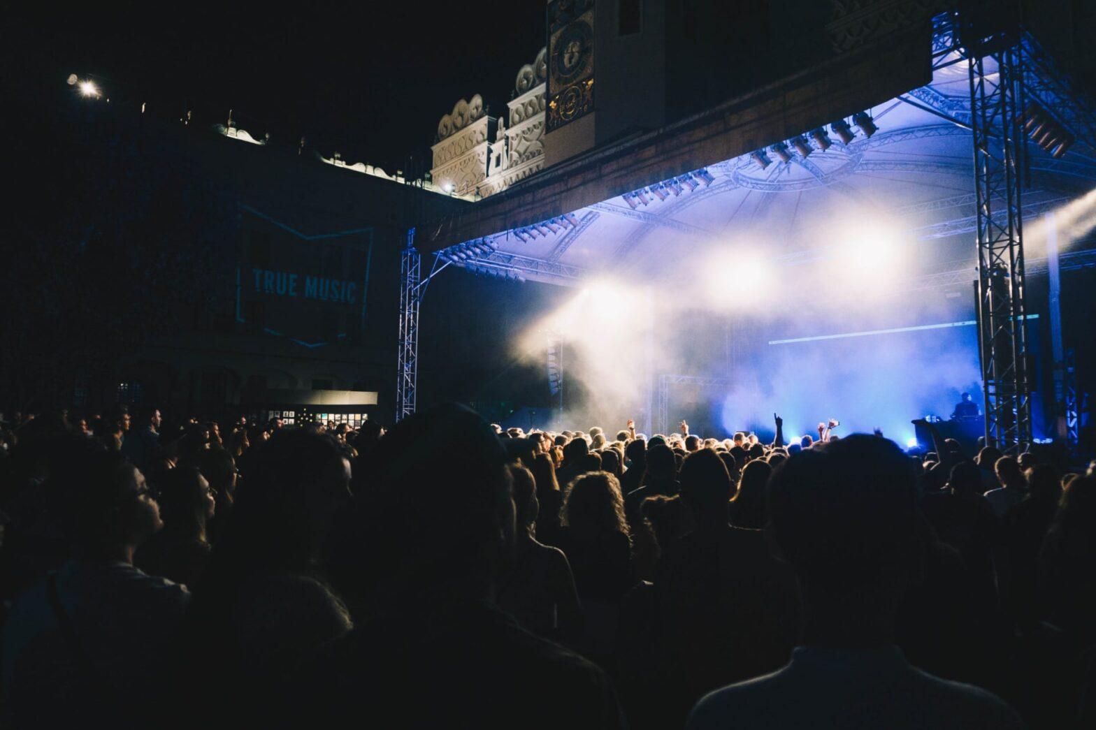 koncert PRO8L3M, Zamek Książąt Pomorskich, fot. Sebastian Cencyk