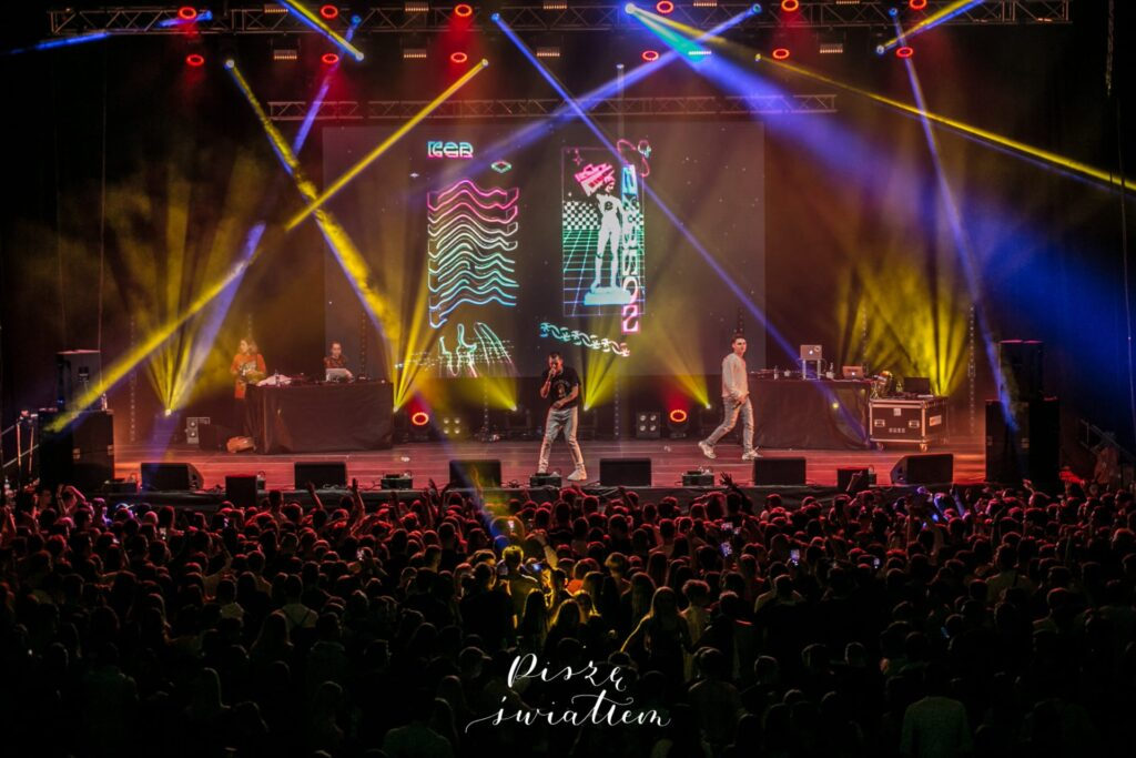 koncert Żabson / Hip-Hop Festiwal Szczecin 2019, Netto Arena, fot. Katarzyna Maciąg