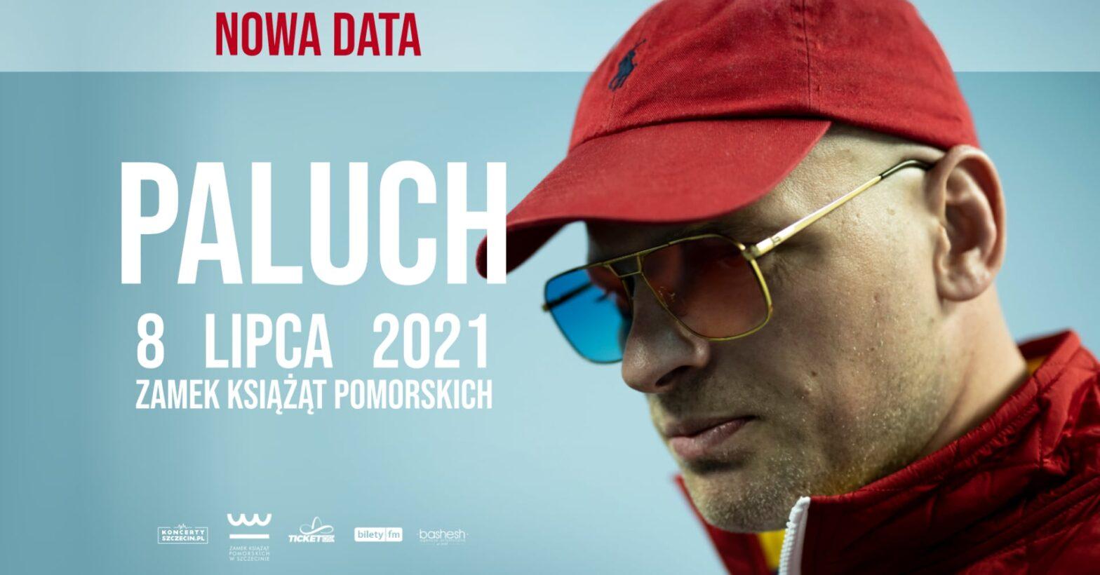 Paluch koncert lipiec 2021 w Szczecinie