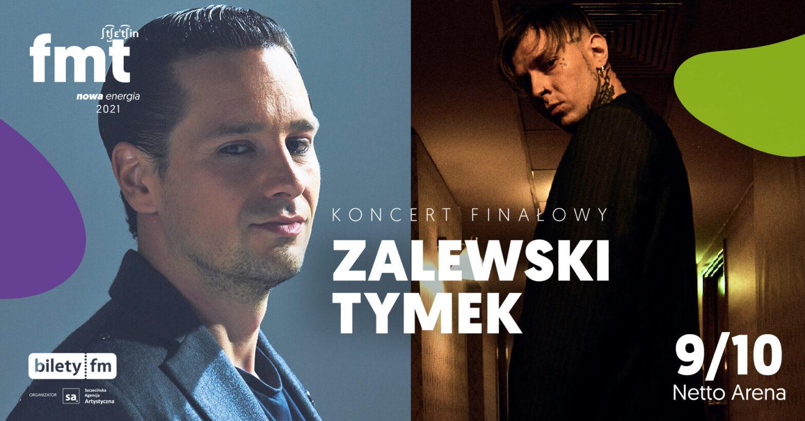 plakat festiwal młodych talentów