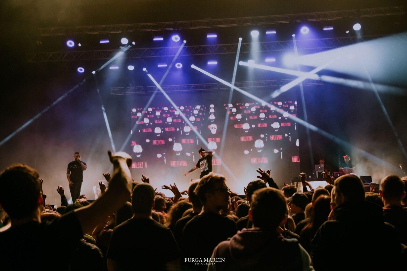 słoń koncert hiphop festival